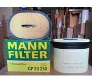 READY STOCK / JUAL CP23210 / CP 23210 AIR FILTER MERK MANN ( JERMAN)