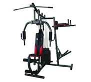 home gym 2 sisi + stepper HG-2001 alat fitness