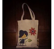 Tote Bag Sablon Girly