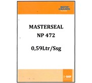 MASTERSEAL NP472