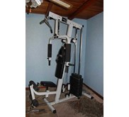 home gym 1 sisi white BFS-1400