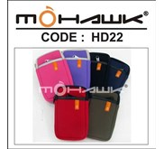 Tas Pinggang/Pouch/Dompet Hanphone Harddisk MOHAWK HD-22