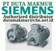 SIEMENS ELECTRIC AC MOTOR PT. DUTA MAKMUR SIMOTIC AC MOTOR LOW VOLTAGE SIEMENS ELECTRIC MOTOR