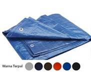 Terpal Plastik Cover Cargo & Truck