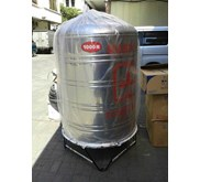 Tandon Air - Water Profil Tank Stainless Steel