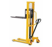 Manual Hand Stacker or Hand Forklift 1 Ton