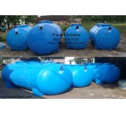 Septictank Horizontal Fiberglass