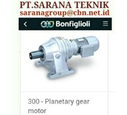 JUAL BONFIGLIOLI GEAR MOTOR HELICAL BEVEL PT SARANA TEKNIK BONFIGLIOLI WORM GEAR MOTOR- GEAR MOTOR PLANETARY - GEARBOXES