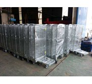 Rollcage Pallet, Troly