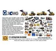 XCMG PARTS SUPPLIER WHEEL LOADER MOTOR GRADER DLL