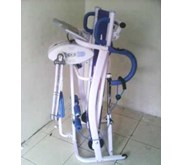 alat fitnes total gym super fit treadmill 6 fungsi olahraga nge gym