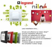 Legrand Saklar Stop Kontak Niloe Switch Sockets