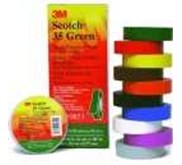 Scotch 35 Vinyl Electrical Color Coding Tape - 3/ 4 in x 66 ft