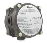 Series 1950 Explosion-proof Differential Pressure Switch