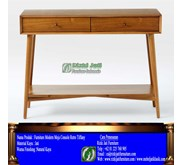 Furniture Modern Meja Console Retro Tiffany