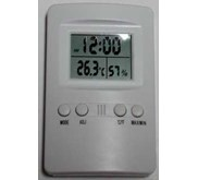 Thermometer Hygro and Clock KK-202