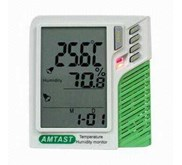 Wall mount desktop Temperature Humidity Monitor AMT207