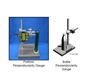 Perpendicularity Bottle Gauge