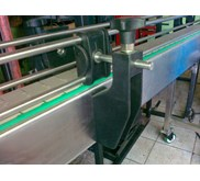 JUAL, SUPPLIER, DISTRIBUTOR TABLE TOP CHAIN CONVEYOR SYSTEM