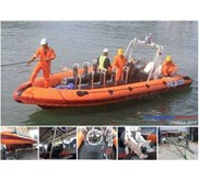 Rigit Inflatable Boat 8 Meter