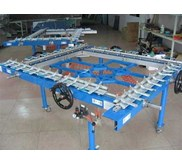 Stretching Machine Screen Mesh