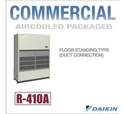 AC DAIKIN FLOOR STANDING FREE BLOW / DUCT CONNECT R-410a