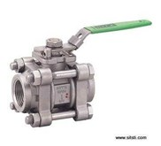Ball Valve 3 piece body KITZ