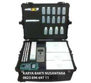 Sanitarian Field Kit - 23-SANPUS/D, Sanitarian Test Kit, Sanitasi Test