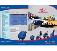 HIGH PRESSURE CLEANER HOT & COLD