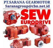PT SARANA GEAR ELECTRIC MOTOR SELL SEW GEAR MOTOR SEW GEAR REDUCER
