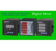 Salzer Tree Set Digital Multimeter