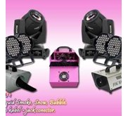Paket Lighting Bougenville