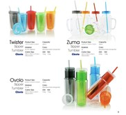 Zipper Water Bottle | Tumbler