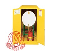 Drum Lemari Cabinets for Flammables Justrite