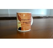Mug Bone import coating 11 oz