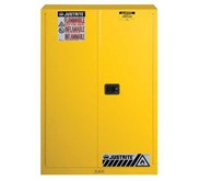 Justrite Safety Cabinet Flammable Cap.45 Gallon  894500