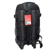 Tas Hiking Outdoor Backpack Snta 5066 Black 40L + Raincover