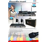 Professional Wireless Microphone (AU-999)