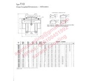 Katalog Data Sheet, Catalog Falk Steelflex Gird Coupling T10