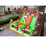 Rumah Istana Balon Animal 6x8