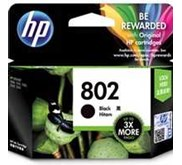 HP 802 XL (black)