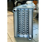 Jual Air Cooled Heat Exchanger Air Heater Steam Coil Jakarta