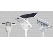 Penerangan Jalan Umum Smart Solar Street Light - SM Series (SM-OPT-50)