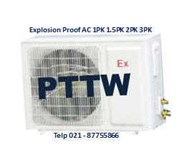 Distributor Air Conditioner Explosion Proof HRLM Indonesia