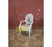 Jepara Furniture Mebel Indonesia Arm Chair Paris - DFRIC-ACP