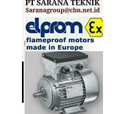 Frame Proof Elpron Electric Motor