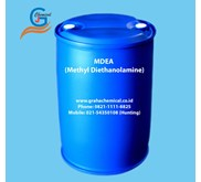MDEA (Methyl Diethanolamine) - Packing Drum Plastic