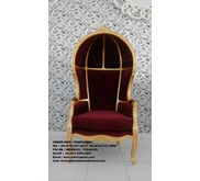 CANOPY CHAIR, BY CV. DEEF INDONESIA, Furniture Jepara Indonesia