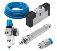 Festo Pneumatic Automation & Electric Drives