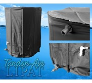 Tandon Air Lipat 1000L
